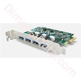 Jual BUFFALO USB 3.0 PCI-Express Interface Board with 4 ports [IFC-PCIE4U3S]
